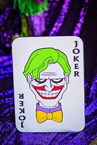 "Kara's Party Ideas Joker Inspired ""Mad Love"" Birthday ..."