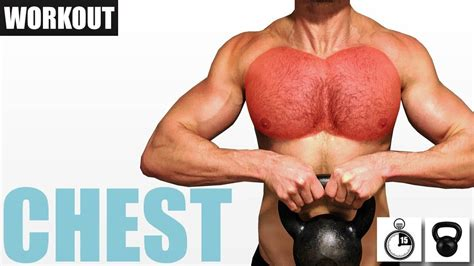 kettlebell chest workout quick workouts bodybuilding