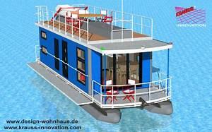 Hausboot Bauen Anleitung : krauss suv hausboot direkt vom hersteller 88285 bodnegg ~ Watch28wear.com Haus und Dekorationen