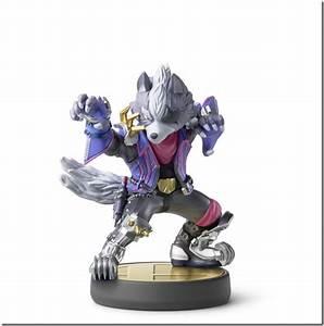 Smash Bros Ultimates Wolf Amiibo Revealed Arrives With