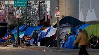 LA Homeless Deaths Jump 76%…
