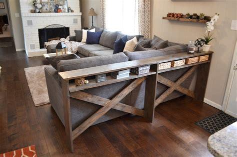 diy sofa chair remodel the furniture with diy sofa table