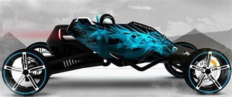 X-t-rex Off-road Electric Race Car