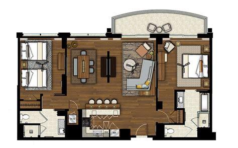 2 Bedroom Suites Honolulu by The Grand Islander By Grand Vacations Club In