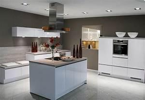 Kuche grau weisse kuche welche wandfarbe grau weisse kuche for Weiße küche welche arbeitsplatte