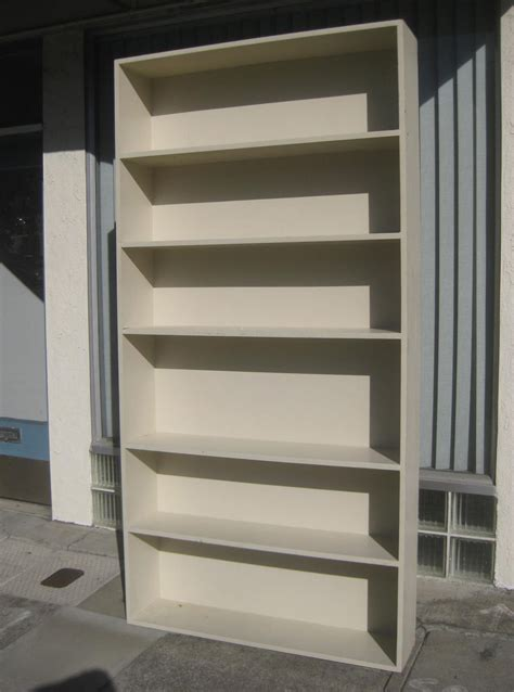 9 Foot Bookshelves by Uhuru Furniture Collectibles Sold 7 Foot Wooden