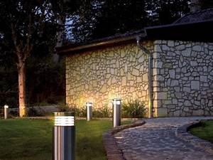 Eclairage Exterieur Jardin : clairage ~ Melissatoandfro.com Idées de Décoration