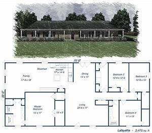 Pole Barn House Plans And Prices - WoodWorking Projects
