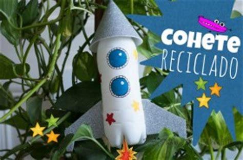 juguetes reciclados manualidades infantiles