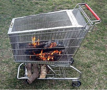 Fire Pit Built Log Portable Storage Rack