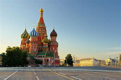Moscow Square Russia Cathedral Wallpapers Saint St