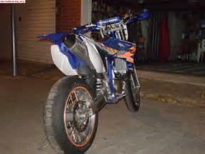 Yamaha YZF 450 Supermoto
