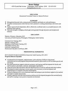 most professional resume format best resume gallery With impressive resume templates