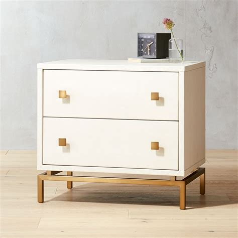 Gold Nightstand by Gold Stand Home Ideas