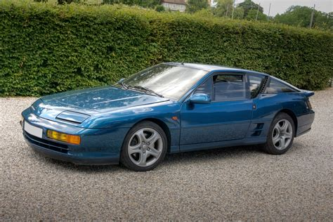 alpine a610 1991 1995 alpine a610 turbo dark cars wallpapers