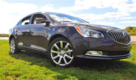2014 Buick Lacrosse by 2014 Buick Lacrosse Driven Top Speed