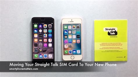 straighttalk phone number moving your talk sim card to your new phone
