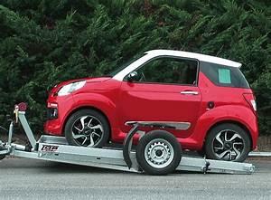 Smart Voiture Sans Permis : remorque pour voiture sans permis voiturette mp boat ~ Gottalentnigeria.com Avis de Voitures