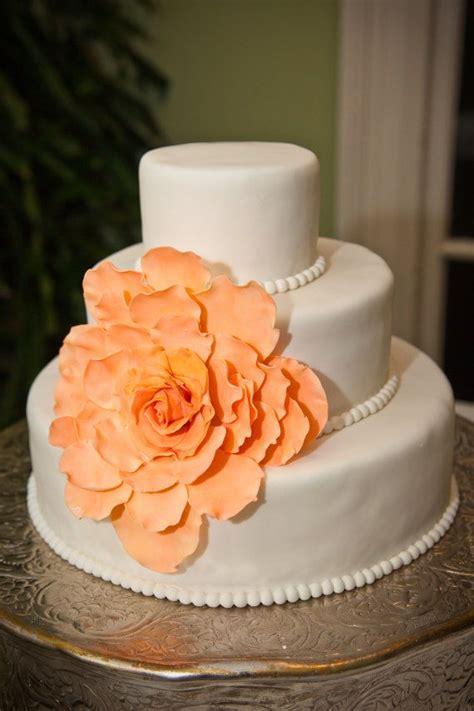 large gumpaste flower  wedding cakes  acaketoremember