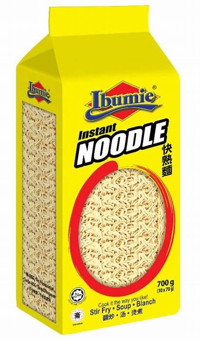 Instant Noodle Plain Ibumie Noodles