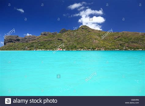Maupiti Island French Polynesia Stock Photos And Maupiti