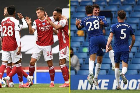 FA Cup 2019-20 final: Arsenal-Chelsea combined XI