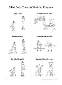 Toning Workout Plan for Women