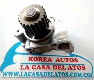 Bomba Agua Kia Besta 2 2 - Korea Autos