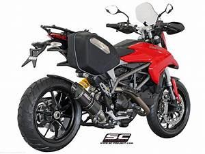 Ducati Hypermotard 939 Sp : oval low mount exhaust by sc project ducati hypermotard 939 sp 2017 d10 l12 ~ Medecine-chirurgie-esthetiques.com Avis de Voitures