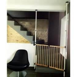 Barriere De Securite Escalier Sans Vis by Barri 232 Re De S 233 Curit 233 Escalier Sans Percer Achat Vente