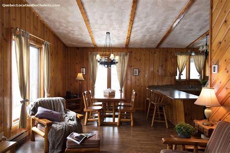 chalet 3 chambres chalet à louer laurentides val david chalets