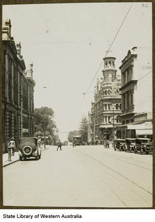Barrack Street Perth