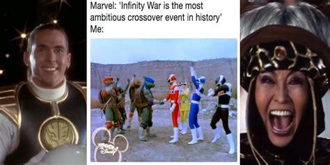 Power Ranger Meme Power Rangers Memes Screen Rant
