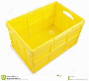 Plastic box stock image. Image of container, open, case ...