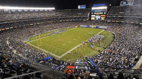 Stadium Toxicity Makes Way For Football As Chargers Host