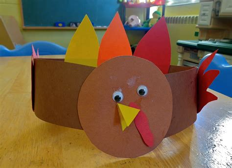 terrific preschool years thanksgiving placemats 228 | DSC00768