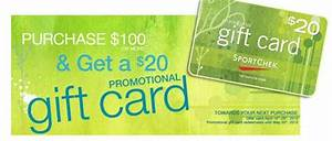 Sport Chek: Spend $100 Get $20 Gift Card | Canadian ...
