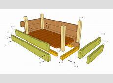 Wood Idea Flower Box Plans PDF Plans