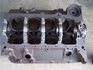 350 Chevy Engine 4 Bolt Main