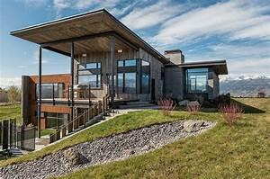 Jh Modern Wyoming  U2022 Interior Design By Pearson Design Group