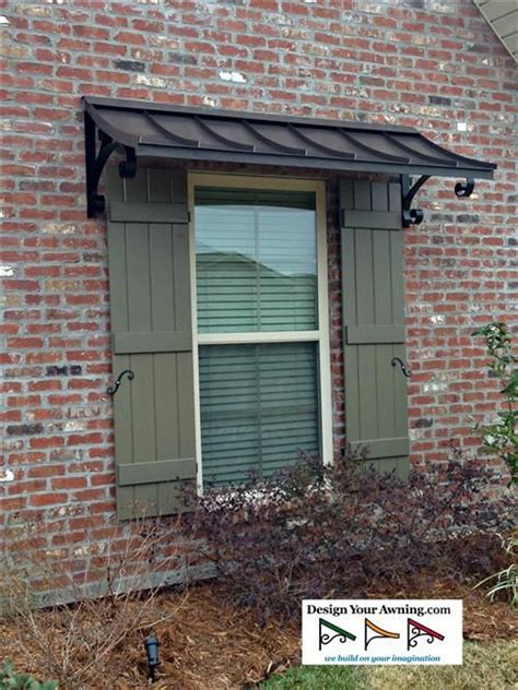 concave copper awning window trellis pinterest   copper   ojays