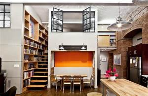 Modern, Loft, Style, Floor, Plans, -, Decoratorist
