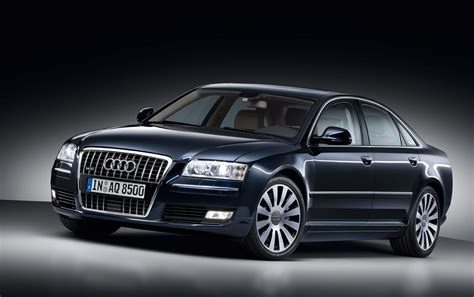 Audi A8 by Audi A8 2009 Cartype