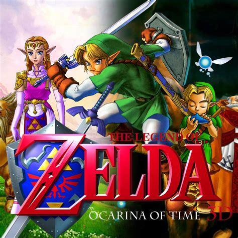 Legend Of Zelda Ocarina Of Time Play Game Online