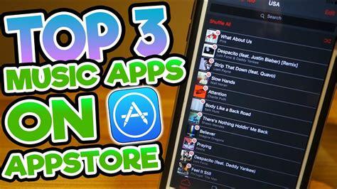 Top 3 Free Music Stream/download Offline Apps On Apple App