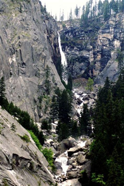 Yosemite Valley Magnificent Waterfalls