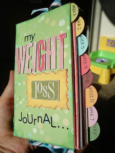 fun weight loss journals for sale
