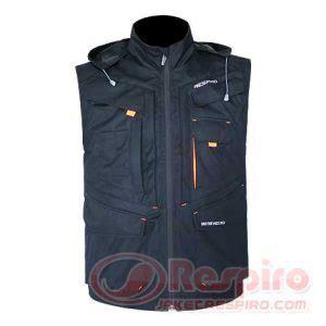 rompi vest hoodie air jaket motor respiro jaket anti angin anti air 100