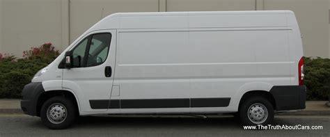 2013 Fiat Ducato Cargo Van (video)