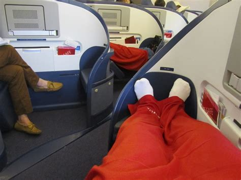 "Delta's ""other Transcon"" Service  777 Business Elite From"